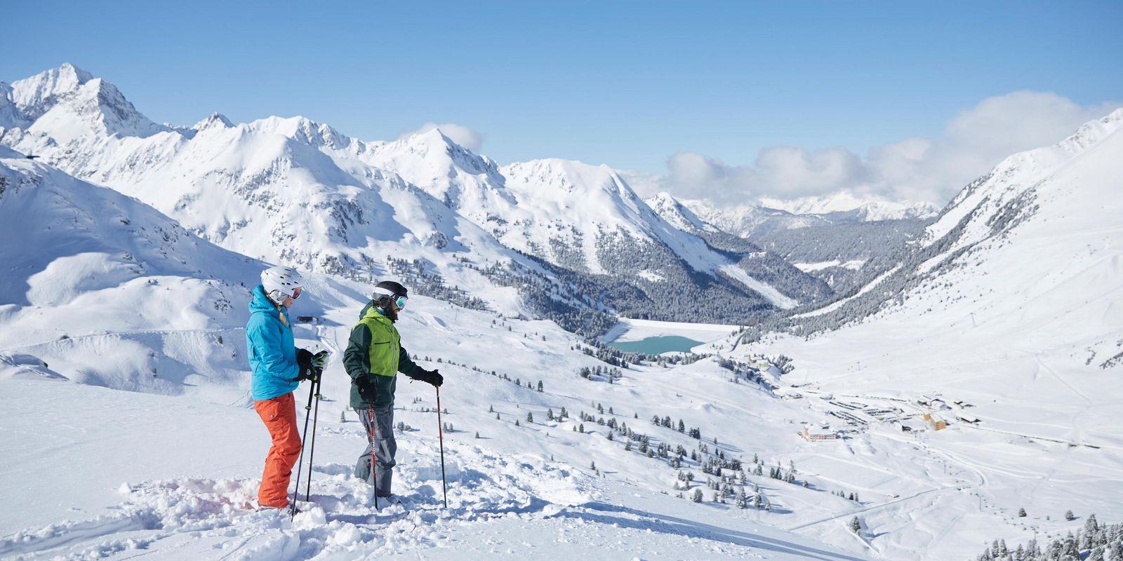 Skifahren | © Innsbruck Tourismus / Christian Vorhofer