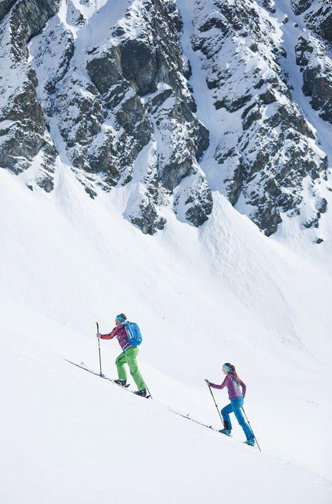 Skitouren | © Innsbruck Tourismus / Christian Vorhofer