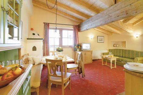 """""""Die Pinzgauerin"""" apartment in Kühtai"""