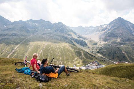 Mountain biking | © Innsbruck Tourismus / Daniel Zangerl