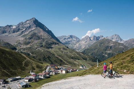 Wonderful mountain panorama | © Innsbruck Tourismus / Daniel Zangerl