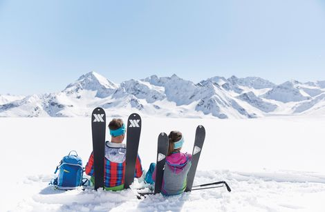 Skigebiet Kühtai | © Innsbruck Tourismus / Christian Vorhofer