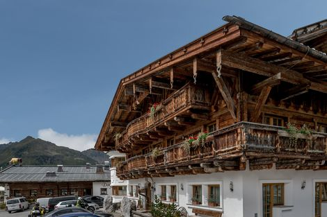 Landhaus mit hochwertigen Appartements in Kühtai