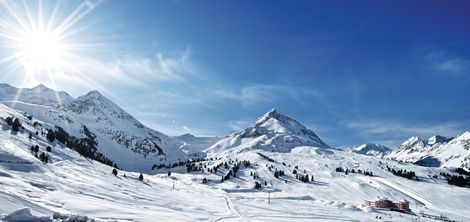 Kühtai im Winter | © Innsbruck Tourismus / Edi Groeger